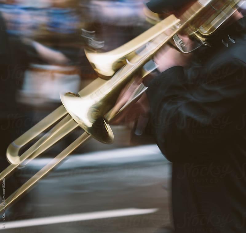 city music by Alexey Kuzma for Stocksy United