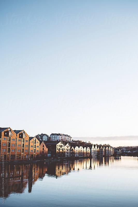 Trondheim by Sophia van den Hoek for Stocksy United