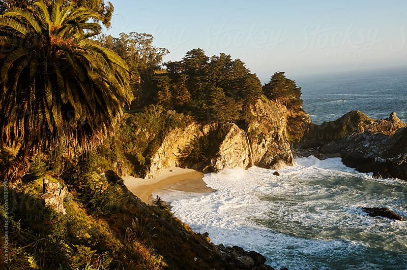 McWay Falls by Adam Naples for Stocksy United