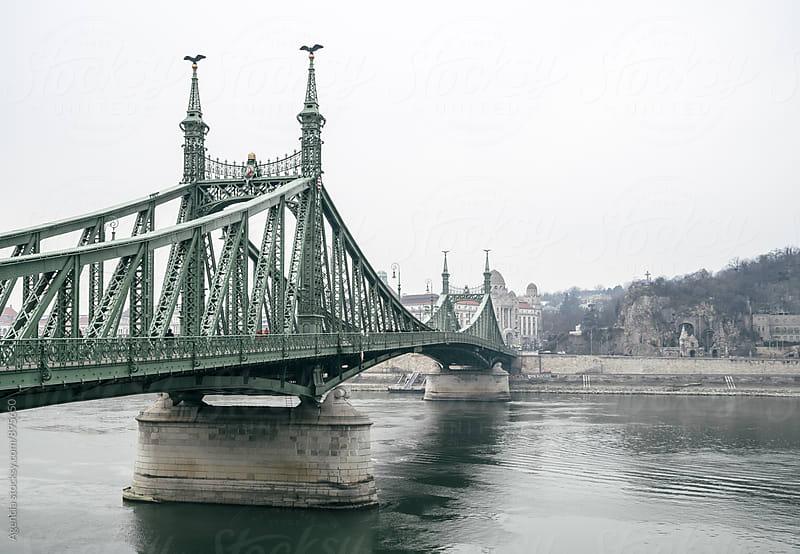 Freedom Bridge by Agencia for Stocksy United