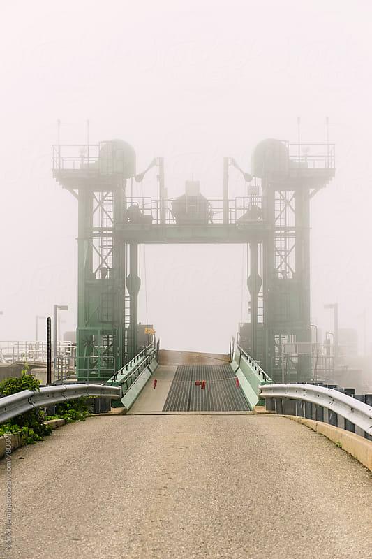 Island Fog by Mark Fleming for Stocksy United