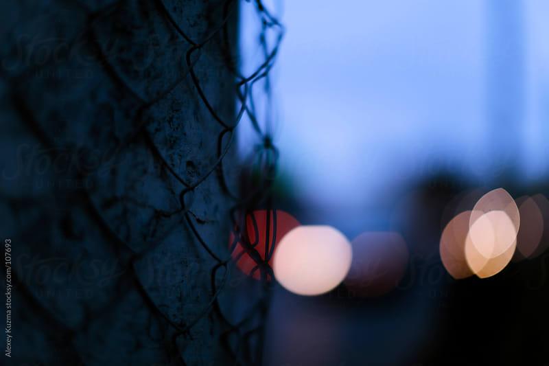 city light by Alexey Kuzma for Stocksy United