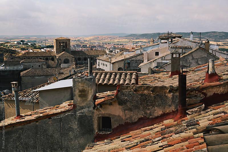 Sight of Toledo by Freek Zonderland for Stocksy United