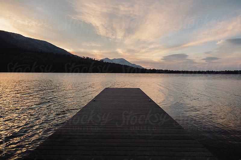 Lake Tahoe by Cinemalist for Stocksy United