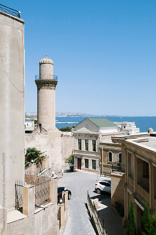 The Old City, Baku, Azerbaijan. by Thomas Pickard for Stocksy United