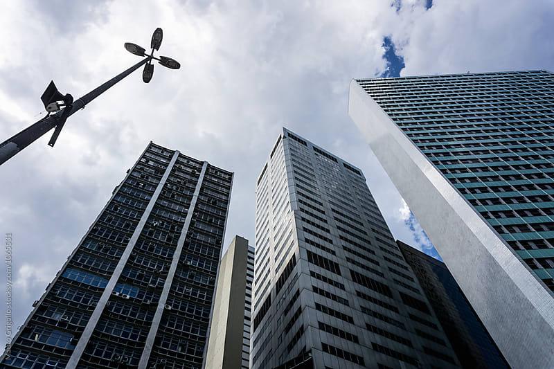 Architecture in Rio de Janeiro. Brazil. by Mauro Grigollo for Stocksy United