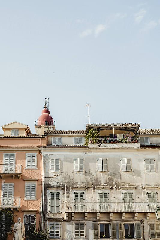 Buildings by Tatjana Zlatkovic for Stocksy United