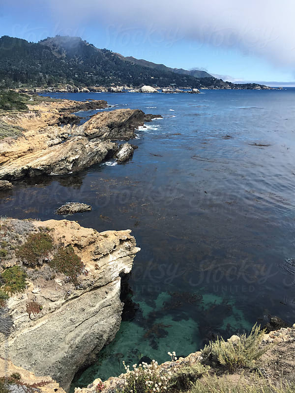 Beautiful Landscape Scene on Coast by Jesse Weinberg for Stocksy United