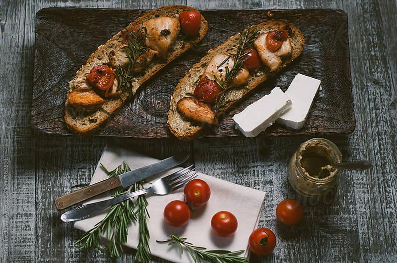 Fresh homemade breakfast by Branislav Jovanovic for Stocksy United