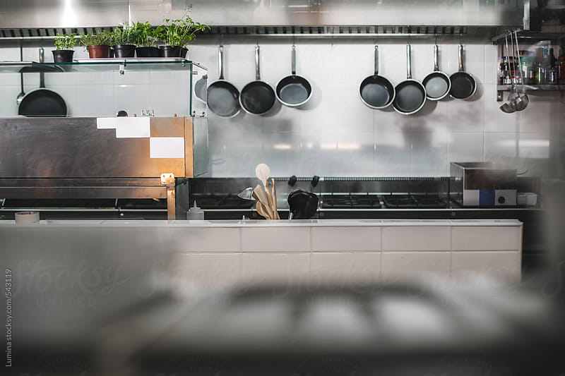 Commercial Kitchen by Lumina for Stocksy United