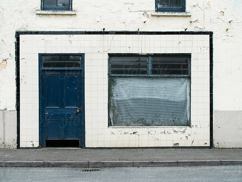 Shopfront in Ireland by Gary Radler Photography for Stocksy United