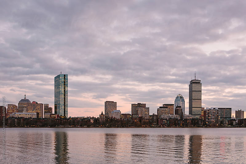 Charles River Boston, Massachusetts by Raymond Forbes LLC for Stocksy United
