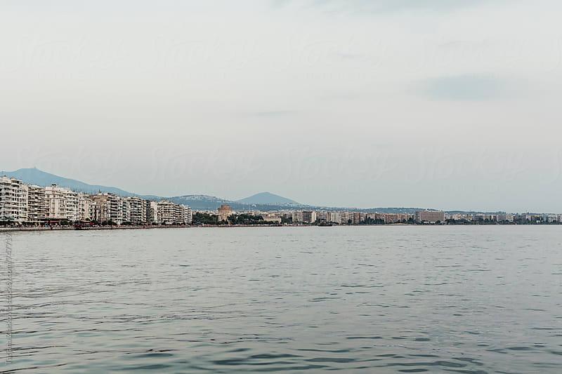 Thessaloniki by Tatjana Zlatkovic for Stocksy United