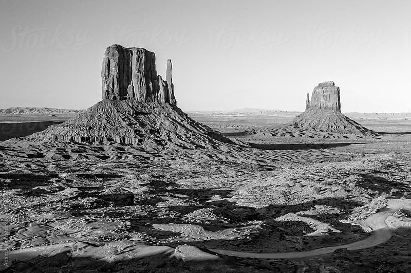 Monument Valley by Adam Nixon for Stocksy United