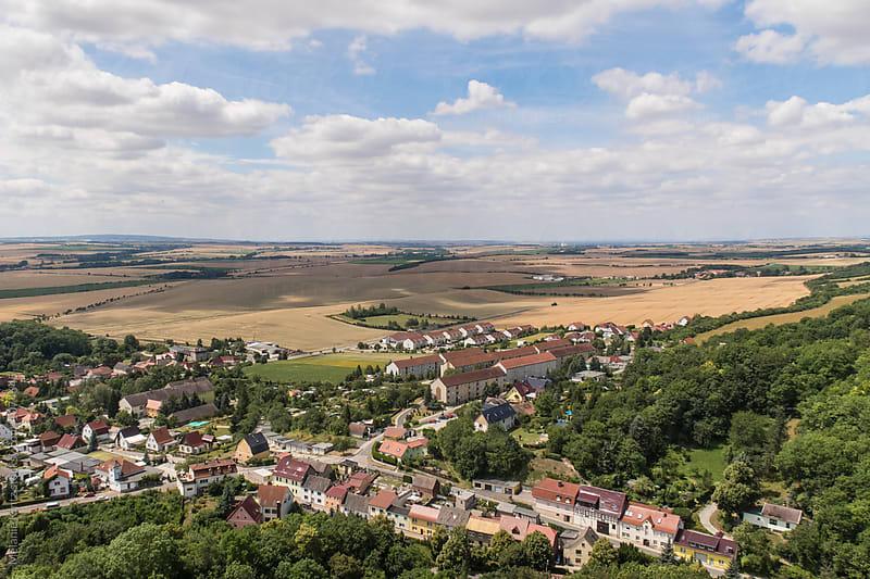 German landscape in summer by Melanie Kintz for Stocksy United