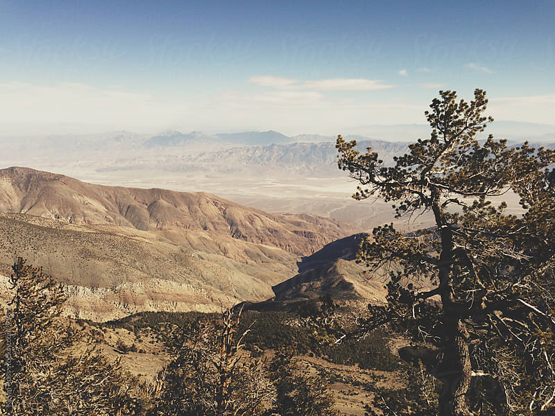 Death Valley View by Kevin Russ for Stocksy United