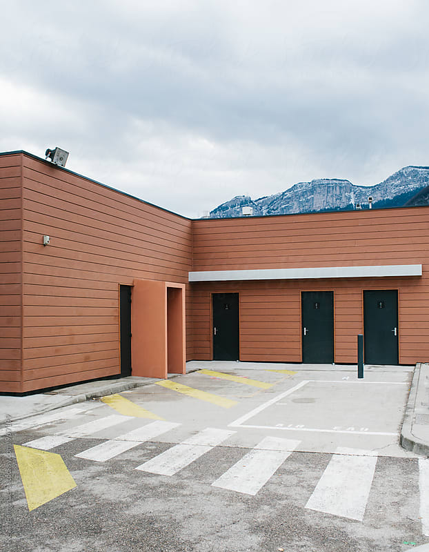Building, Switzerland by Kevin Faingnaert for Stocksy United