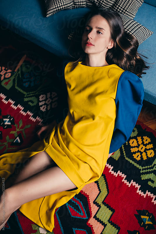 Fashion editorial by Maja Topcagic for Stocksy United
