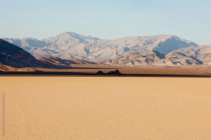 Death Valley Landscape scene by Thomas Hawk for Stocksy United