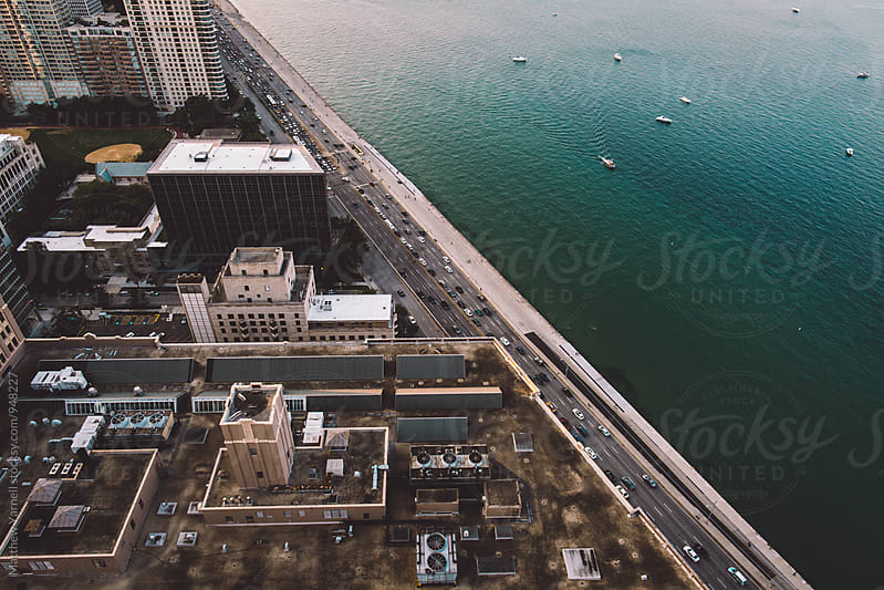 Chicago Symmetry by Matthew Yarnell for Stocksy United