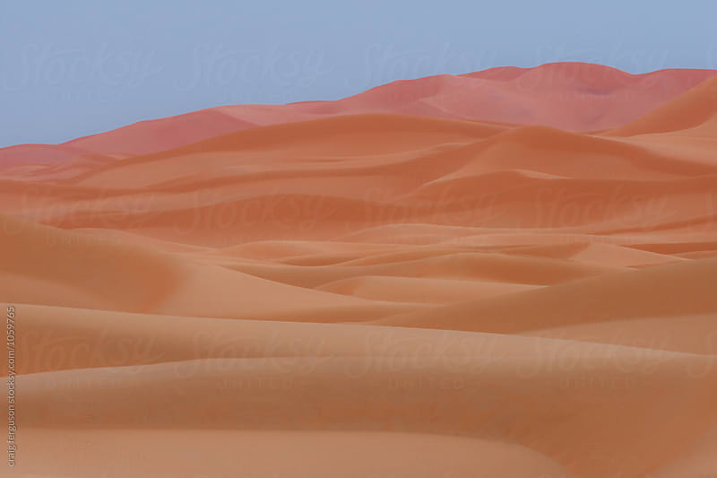 Desert Hues by craig ferguson for Stocksy United
