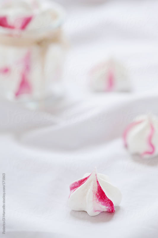 Swirl meringue by Federica Di Marcello for Stocksy United