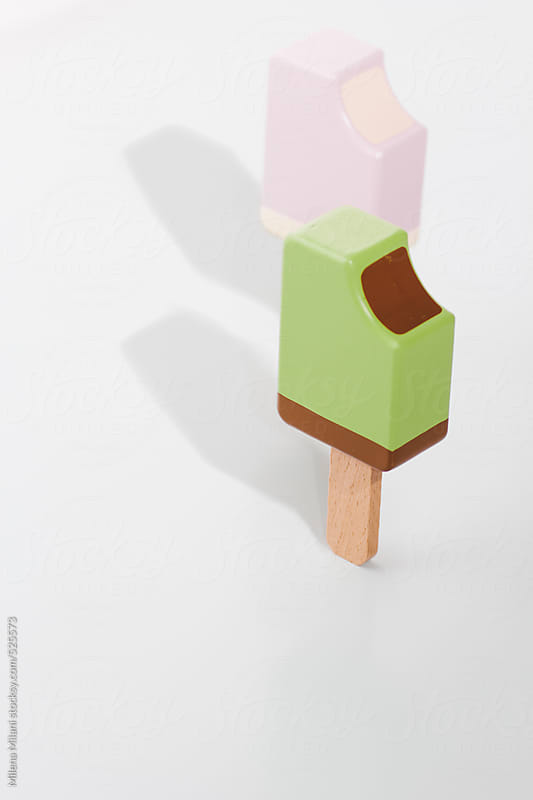 Ice cream  by Milena Milani for Stocksy United