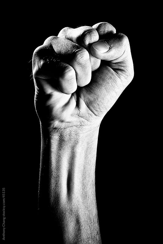 Clenched Fist by Anthony Chang for Stocksy United