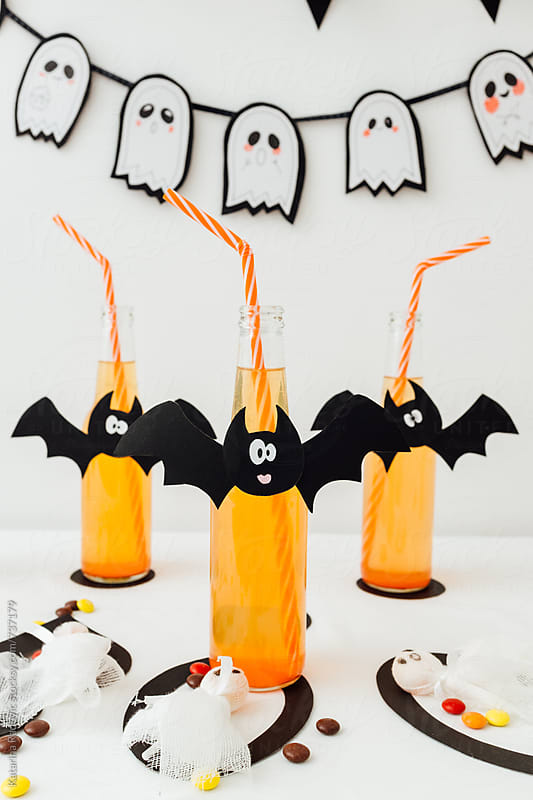 Halloween Party Drink by Katarina Radovic for Stocksy United