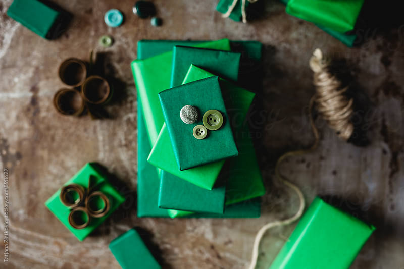 Decoration for Saint Patrick's Day by Tatjana Zlatkovic for Stocksy United