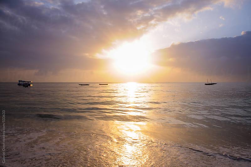 Sunrise by Gabriel Ozon for Stocksy United