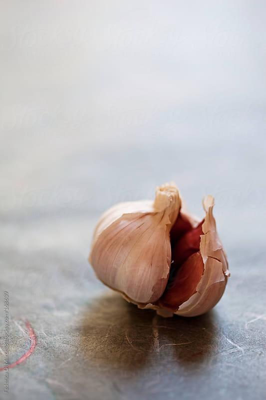 Garlic by Federica Di Marcello for Stocksy United