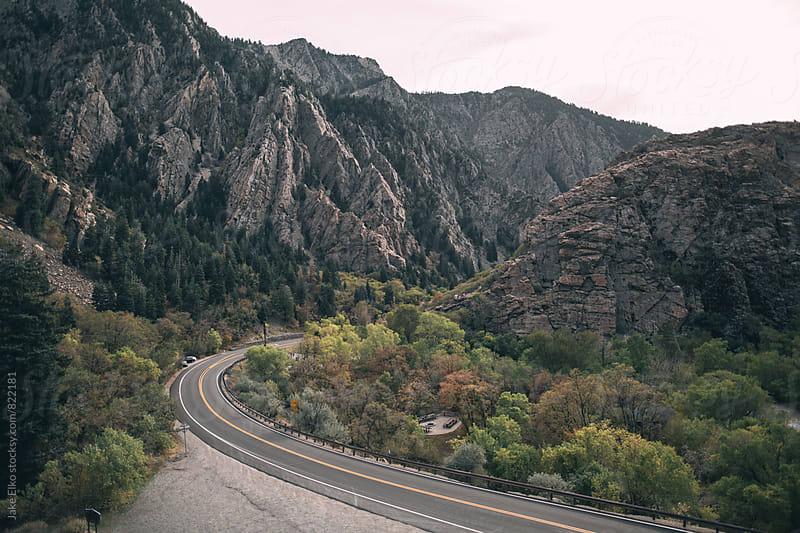 Beautiful Fall Colors In Utah by Jake Elko for Stocksy United