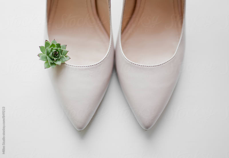 Bridal Shoes by Milles Studio for Stocksy United