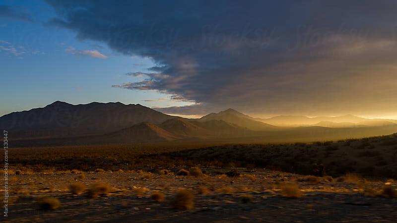 Sunrise at high speed by Mark Esguerra for Stocksy United