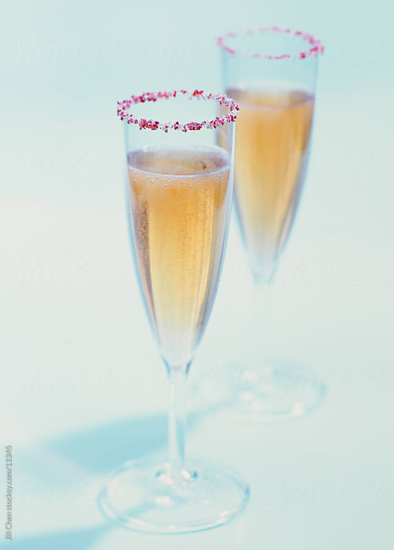 Kir Royale by Jill Chen for Stocksy United