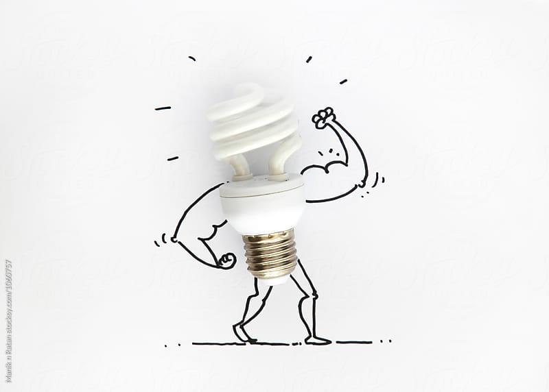 Energy light by Manik n Ratan for Stocksy United