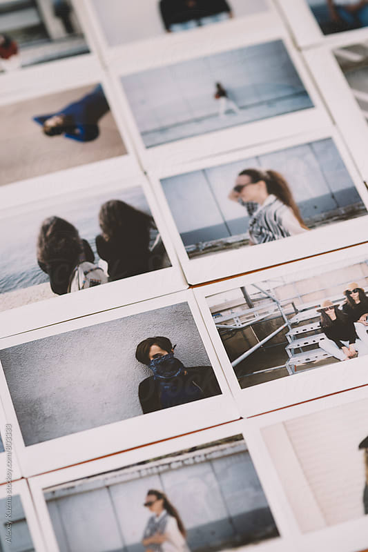 instant photos by Alexey Kuzma for Stocksy United